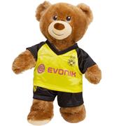 Fussball-Outfit BVB Dortmund für Teddys