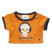 Totenkopf T-Shirt für Teddys